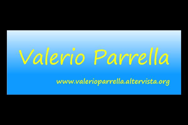 portfolio: Copertina Facebook Valerio Parrella Web Site