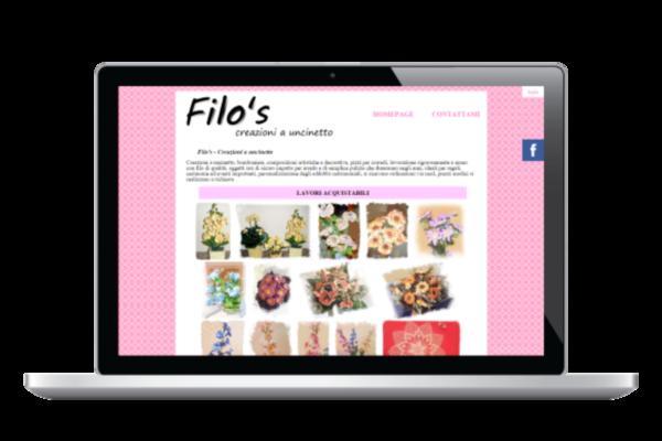 portfolio: Filo's - Lavori a uncinetto www.filosuncinetto.altervista.org
