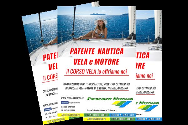 portfolio: Poster Pescara Nuova