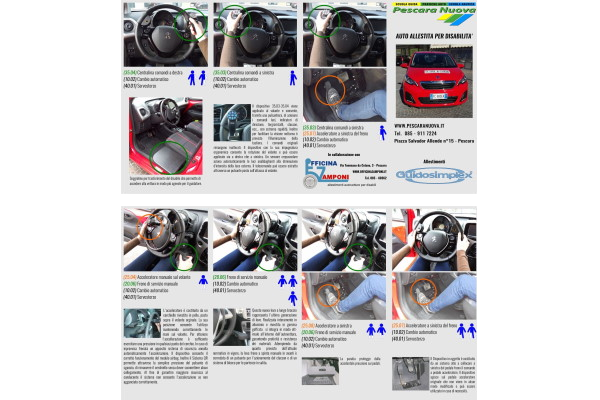 portfolio: Depliant Pescara Nuova
