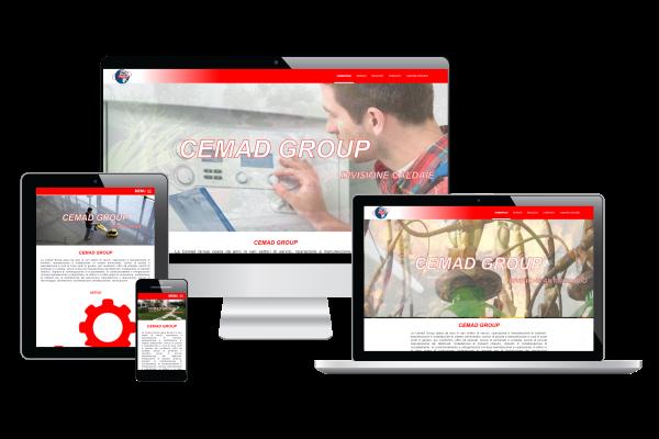 portfolio: Cemad Group